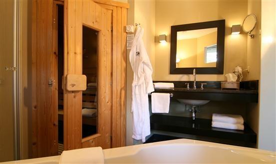 Sauna Suite - Hotel Kasteel Bloemendal