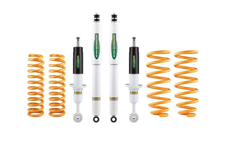4Runner 2010+ Suspension Kit - Comfort with Foam Cell Pro Shocks - Ironman 4x4