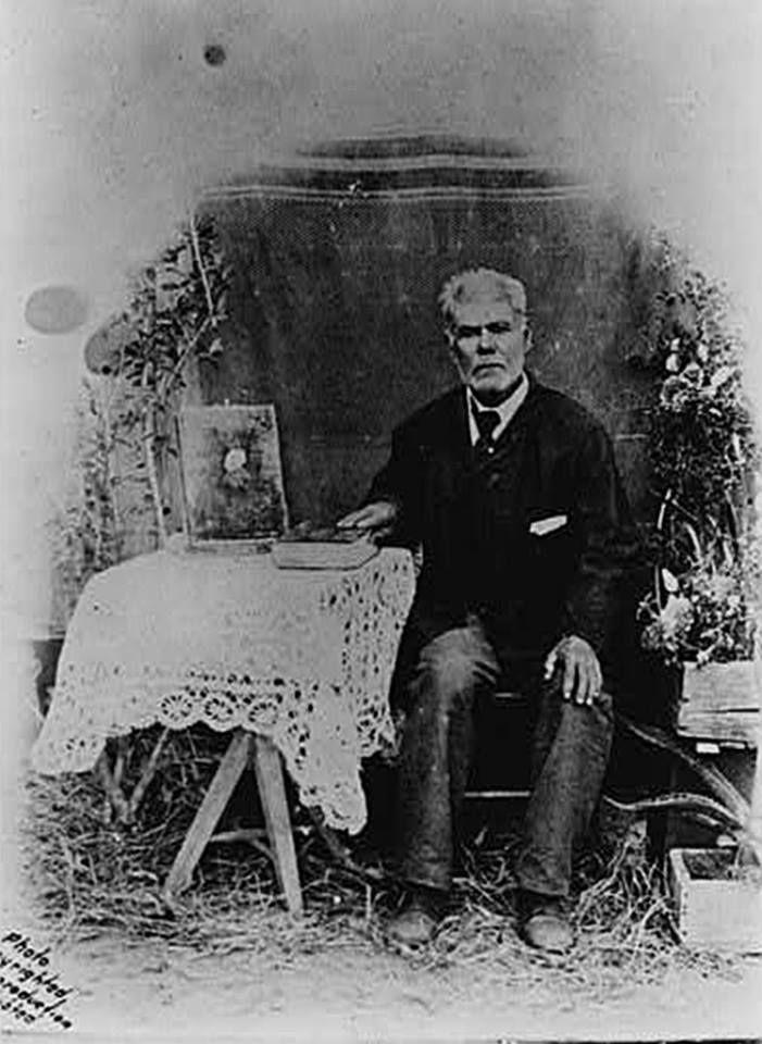 Don Enrique Esparza Survivor Of The Alamo Late In His