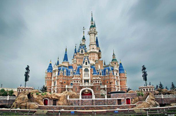 Shanghai, China — by Beautiful Guangxi. #Shanghai #Disney Resort New open. https://twitter.com/Beautifulgx