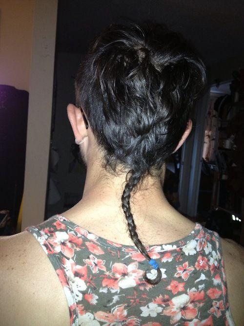 39 Best Rattail Images On Pinterest Hair Cut Hair Cuts