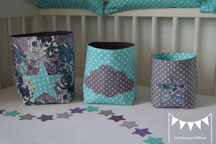 Les 25 meilleures id es de la cat gorie chambres de violet gris sur pinterest - Chambre mauve et turquoise ...