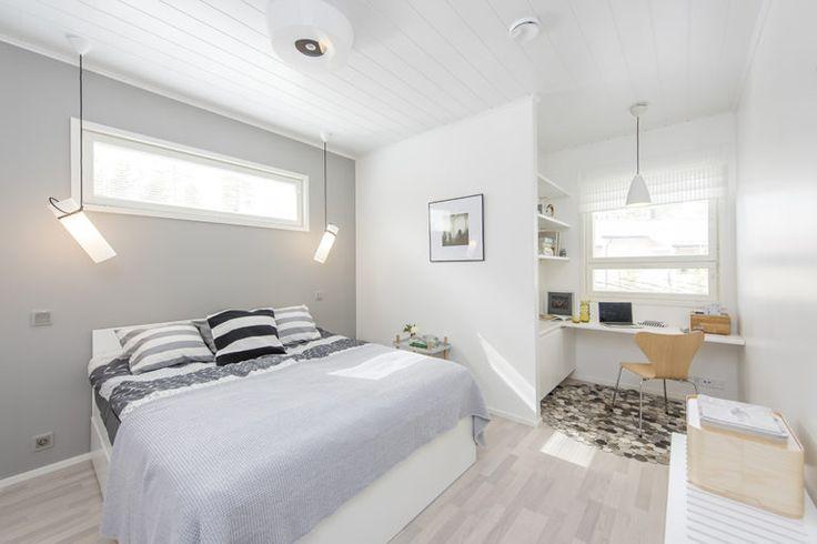 Design-Talo Trio Seinäjoen asuntomessuilla.
