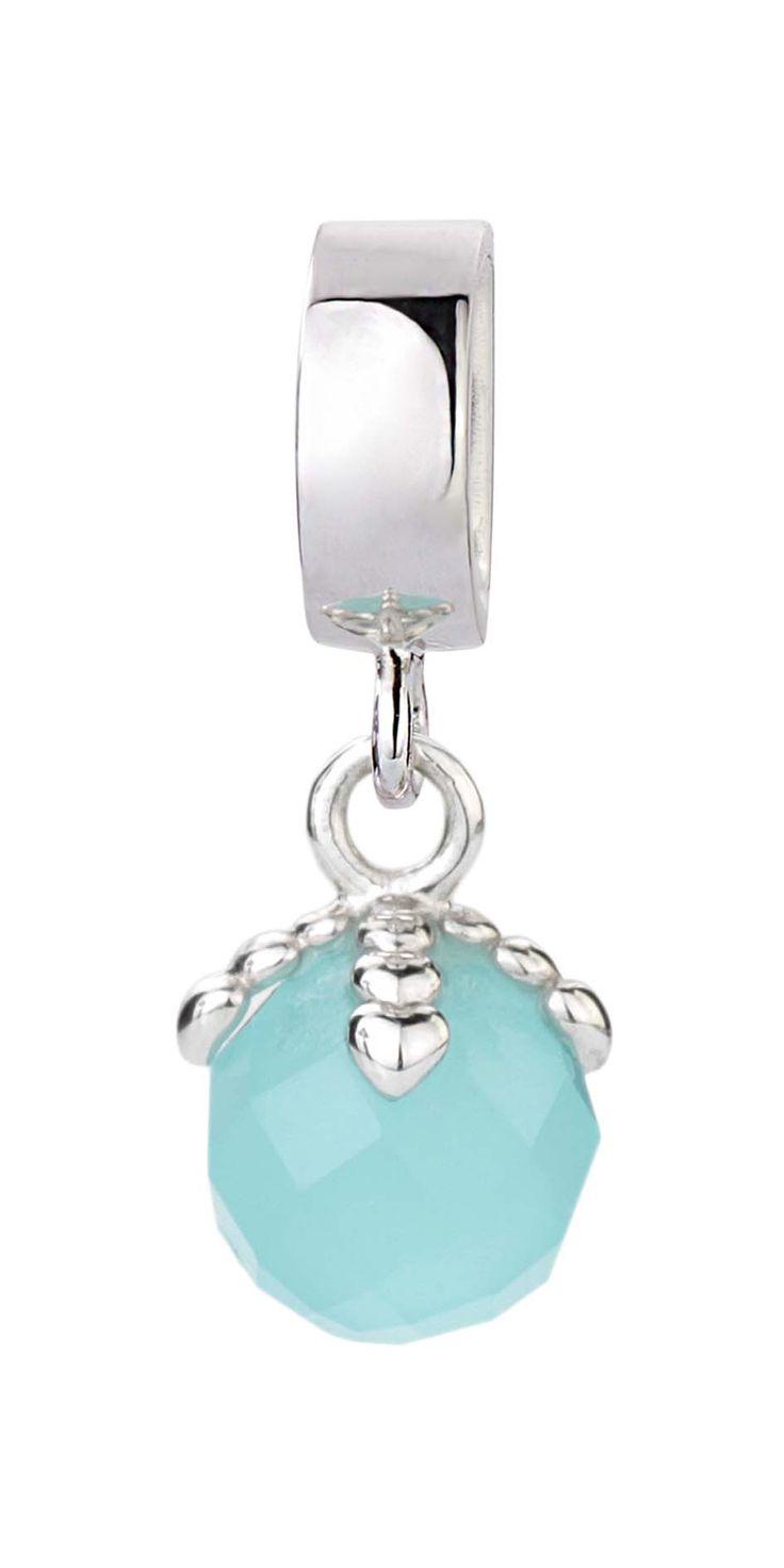 Joy de la Luz | Slide Love stone turquoise
