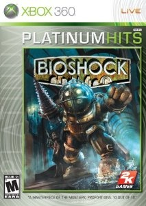 Bioshock. Was amazing for the story line options and setting alone. if you play the game for no other reason that the two mentioned, you will not be disappointed.