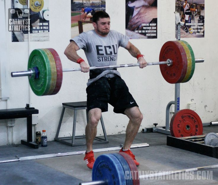 PROPER APPROACH TO WEIGHTLIFTING COMPETITION