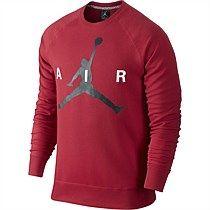 Nike Mens Jumpman Graphic Crew Sweat