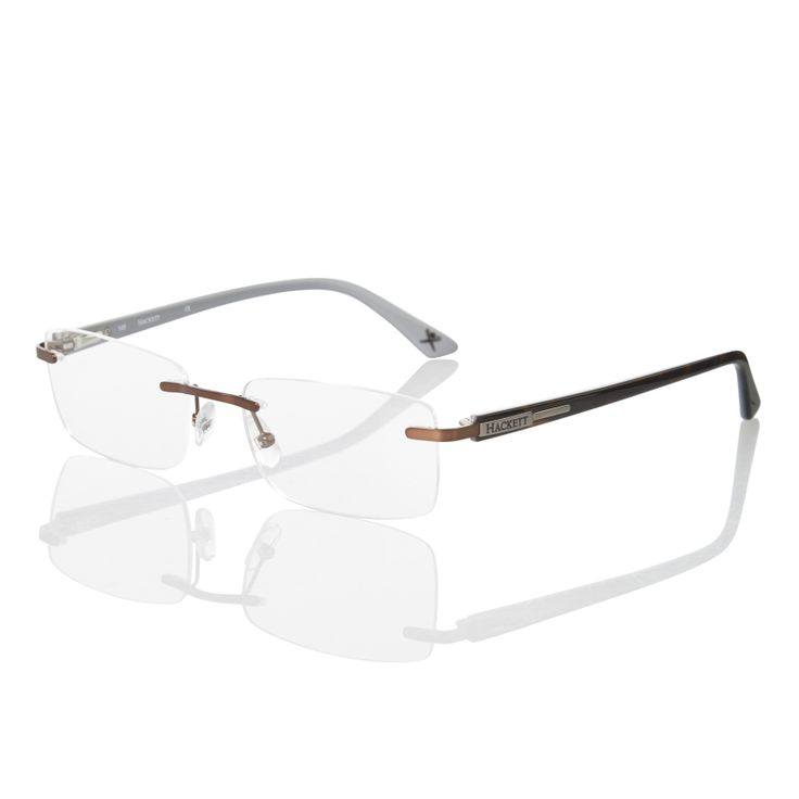 17 Best images about Rimless Frames on Pinterest Metal ...