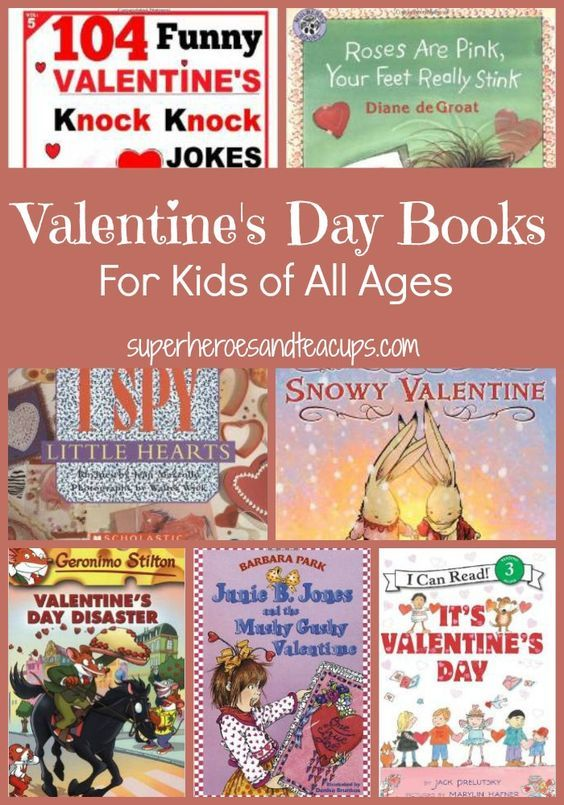 valentines day books for kids of all ages valentine knock knock jokes