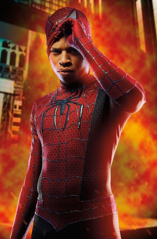 New post on Getmybuzzup- 'Empire' Star Bryshere Y. Gray Puts on Spider-Man Suit for 'Paper' Magazine!- http://getmybuzzup.com/?p=566377- #BryshereYGray, #Empire, #PaperMagazine, #SpiderManPlease Share