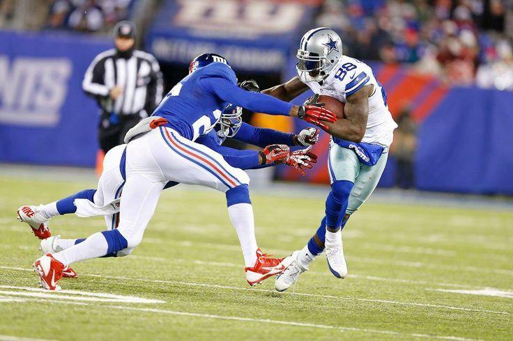Week 12: Cowboys vs. Giants