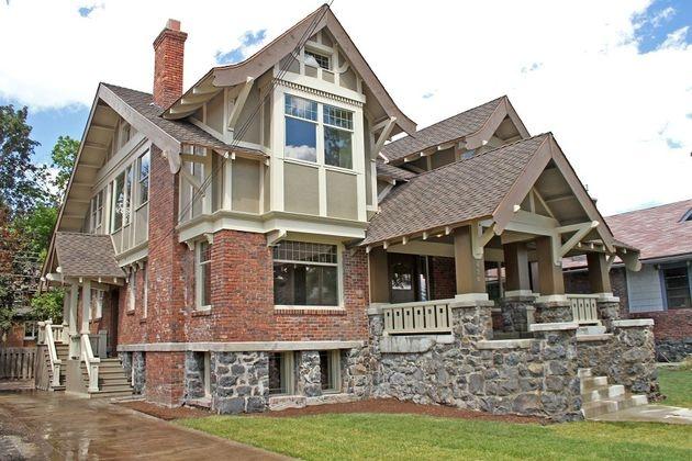 Kirtland Cutter Home Spokane WA Cool Architecture