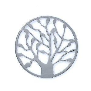 Infinity disc 33 mm calado arbol de la vida