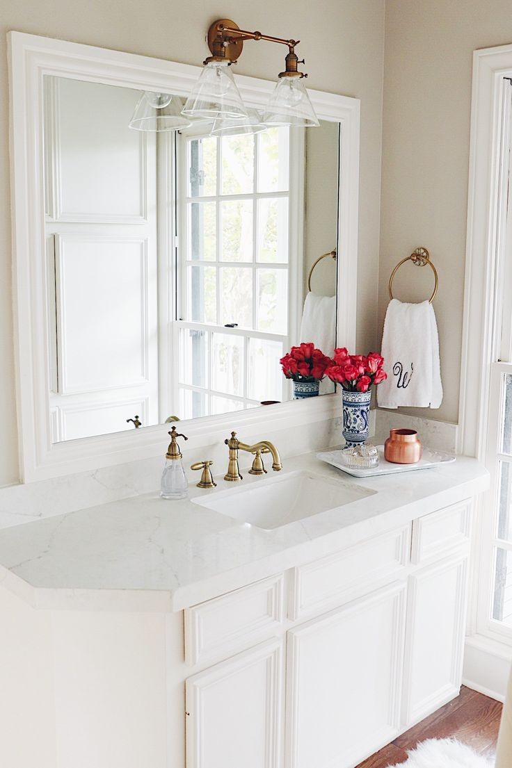 New House Guest Bathroom Makeover - Before/After | Cheap ...