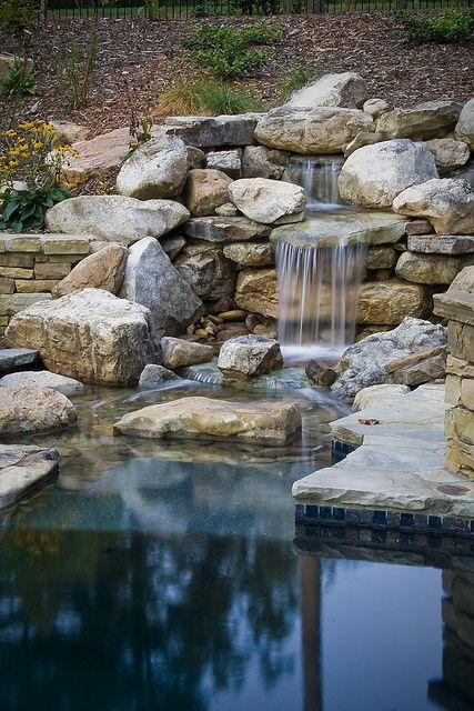 Amazing Meer dan idee n over Poolgestaltung op Pinterest Pool Im Garten Pool Selber Bauen en Gartenpool