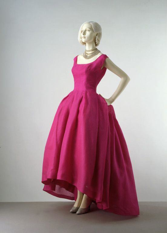 Dress Jacques Heim 1959