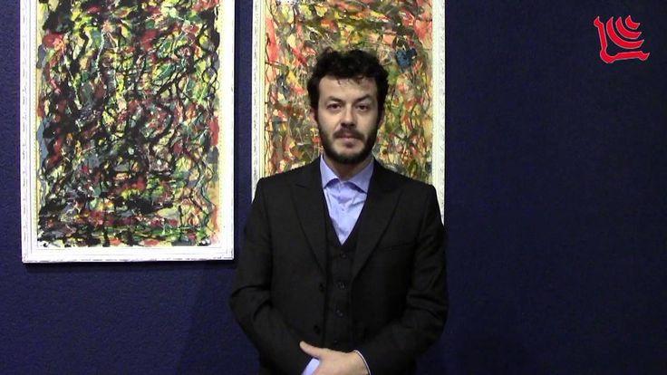 """""""Materia Pittorica"""" mostra di Angelino Balistreri"""