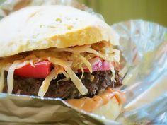Chimichurri Dominican Sandwich