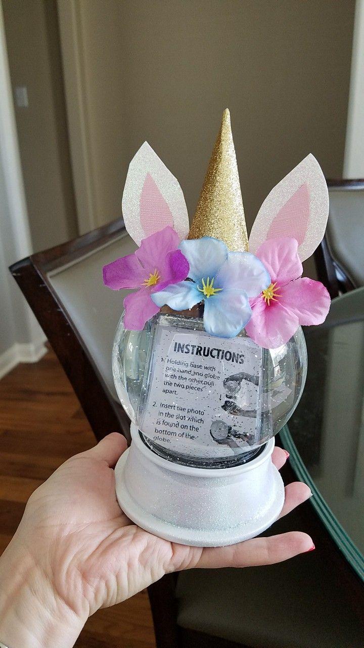 Unicorn Centerpiece  Unicorn Themed Birthday Party -7914