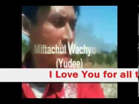 LOVE IS LIKE A MIRROR - - MIFTACHUL WACHYUDI (YUDEE)