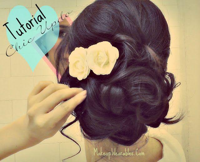 wedding hairstyles updos for medium long hair