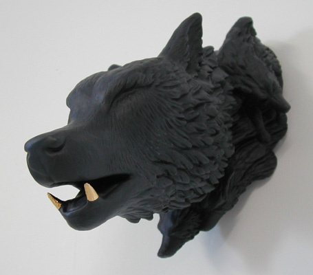 1000 Images About Clay Wolf Sculptures On Pinterest