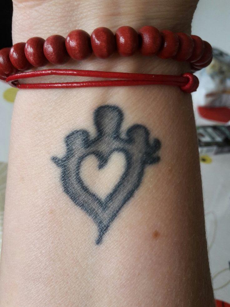 Min datter/Søn  tatoo