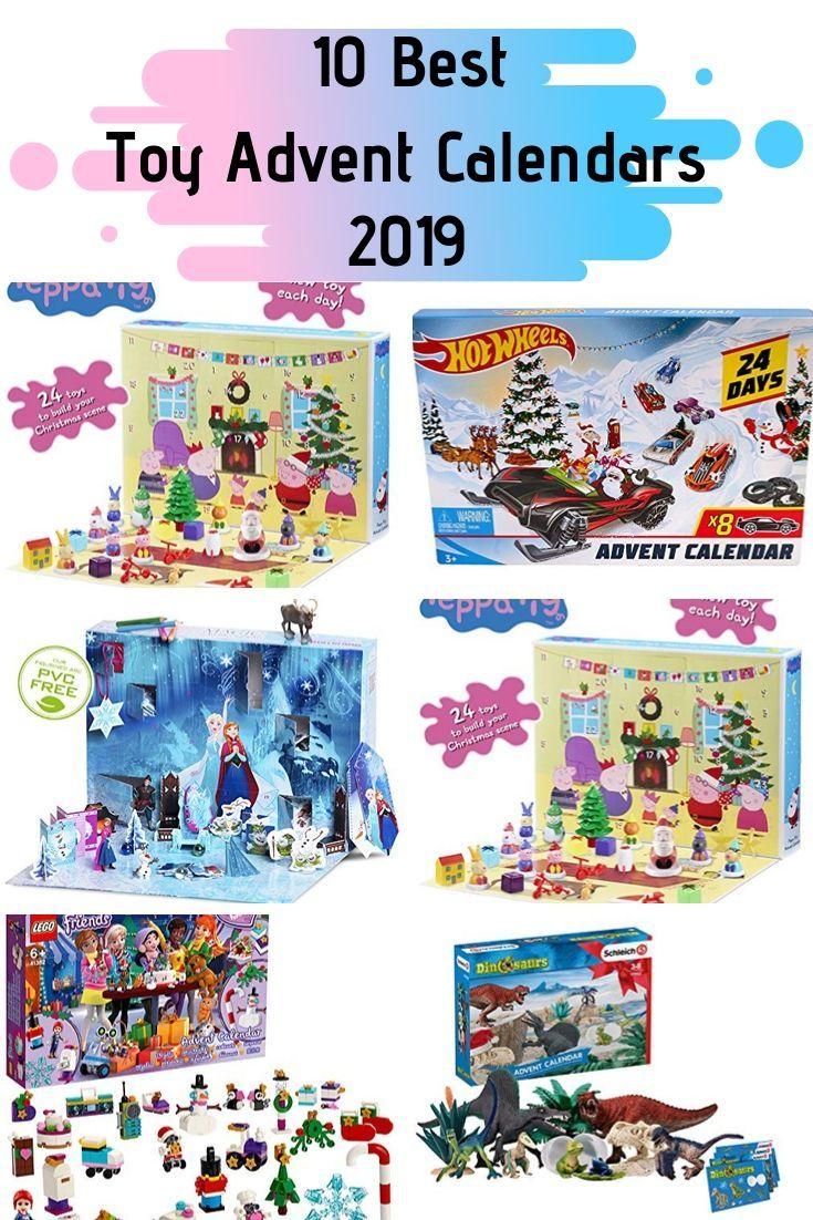 Best Toy Advent Calendars 2019 Uk Toy Advent Calendar Kids