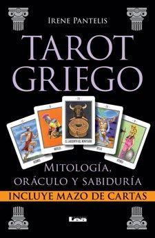 Libro Tarot Griego + Cartas