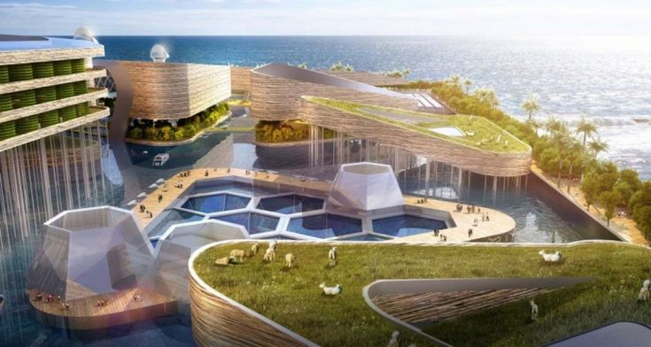 Architecture and Design Trends – Floating Architecture
