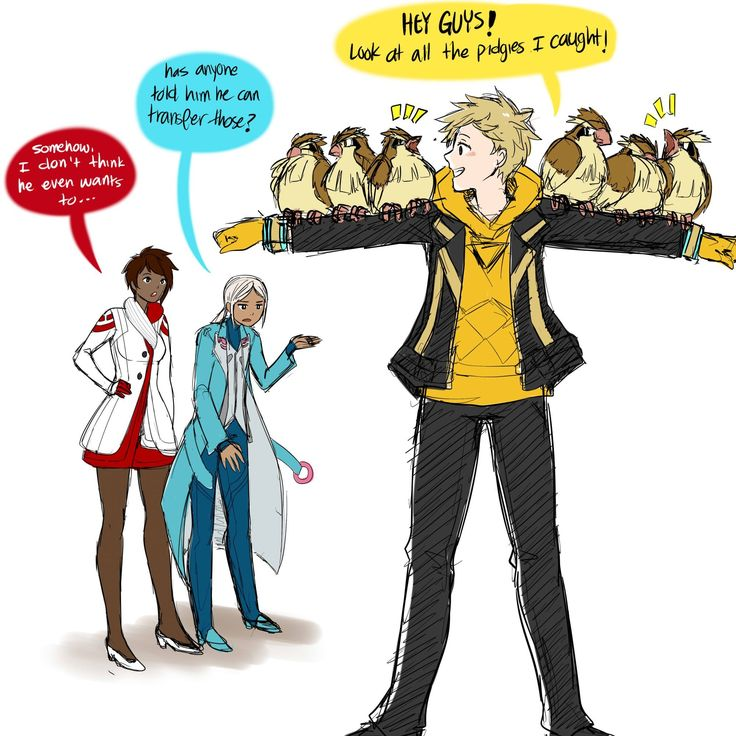 """""""18 Reasons Why Pokemon Go's Spark Is Our Favorite Meme Lord"""" all hail meme lord Spark XD^_^"""