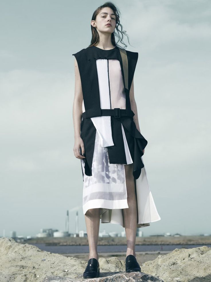 Anne Sofie Madsen Pushes The Boundaries Of Fashion