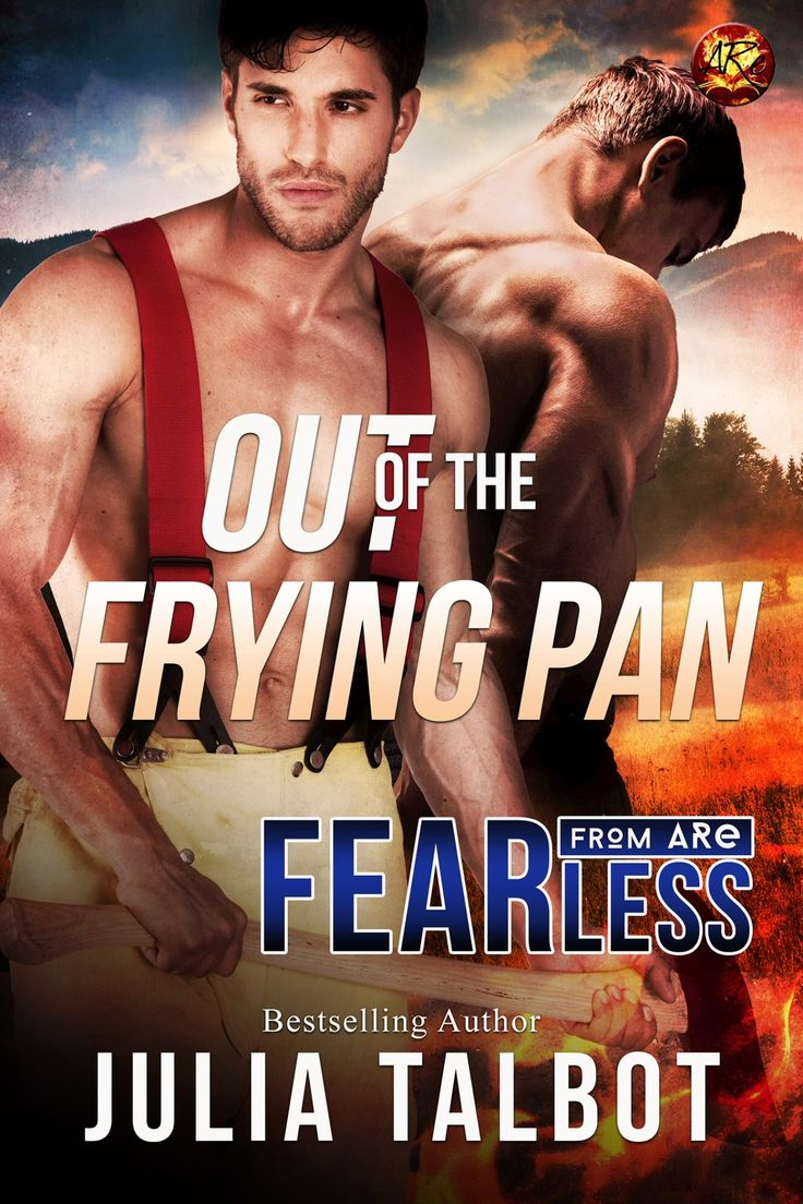 Out of the Frying Pan by @JuliaTalbot #Gay #Romance #Giveaway