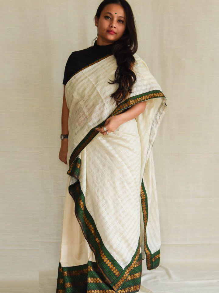 #MekhelaChadar #FabricPlus #Silk #Assam