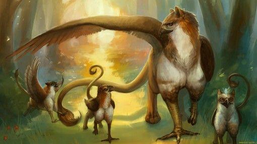 Imagenes de Criaturas Fantasticas en HD para fondos de pantalla | Fotos o Imágenes | Portadas para Facebook