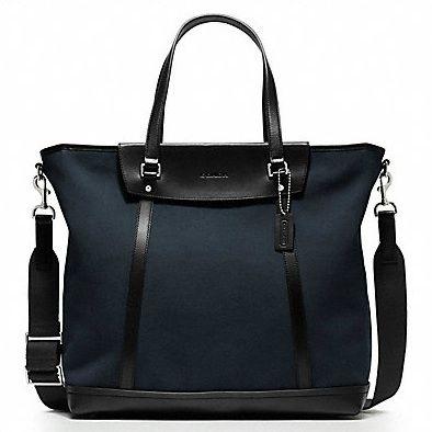 Men's Coach Bag