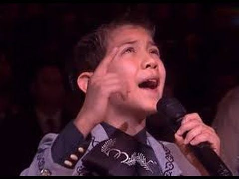 nba finals 10 year old national anthem