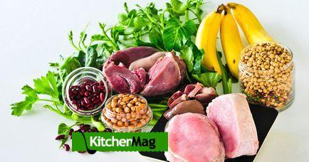 Пятнадцать продуктов, ускоряющих обмен веществ - KitchenMag.ru