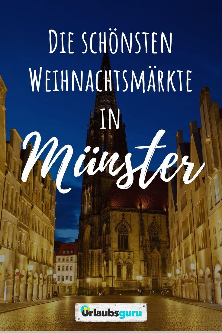 Münster Weihnachtsmarkt öffnungszeiten.Weihnachtsmärkte In Münster öffnungszeiten Und Infos In 2019 Die