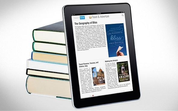 Federal Charges Apple to Drive up EBooks Price-Fixing