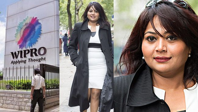 "Shreya's counsel Slater Gordon said in a statement from London on Wednesday.""The Wipro leadership team, including its (then) chief executive T.K. Kurien, conspired to push Ukil out of her job and her role in Britain. ""Shreya was victimized by Wipro's leadership for voicing about sex discrimination, unequal pay ,a culture of sexism and unfair dismissal."