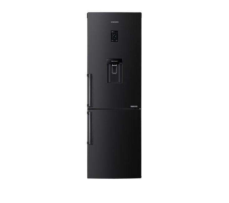 SAMSUNG RB31FDJNDBC Fridge Freezer - Black