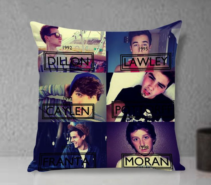 Pillow Cover, O2L Born Pillow - Custom Pillow cover - Pillowcases by clingartshop on Etsy  #pillow #Case #Custom #Personalized #Quote #Magcon #Gift