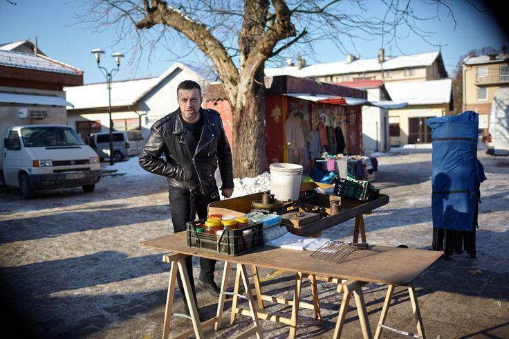 Tymon Tymański / Zdjęcie: Miszka Jabłoński