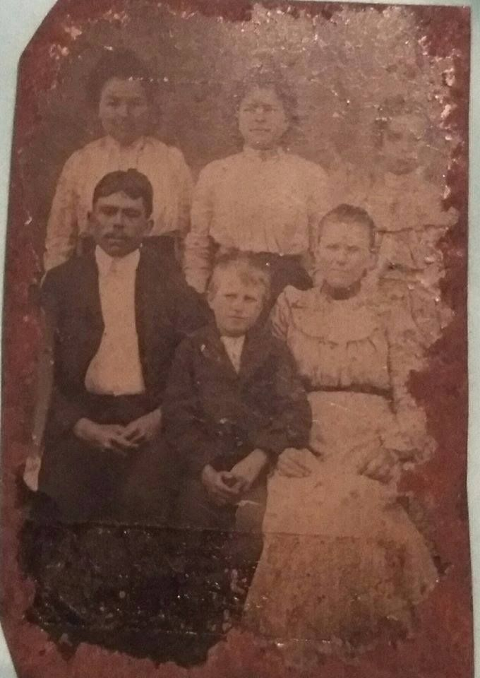 Tintype photo has been provided by Member Cheryle Gunter Daub)  Here is a group of tintypes that were in Mother's things. Could be any family related to people of Taylor County Florida. The box is what they were in.   https://www.facebook.com/photo.php?fbid=1665878830128799&set=oa.1606620826037936&type=3&theater