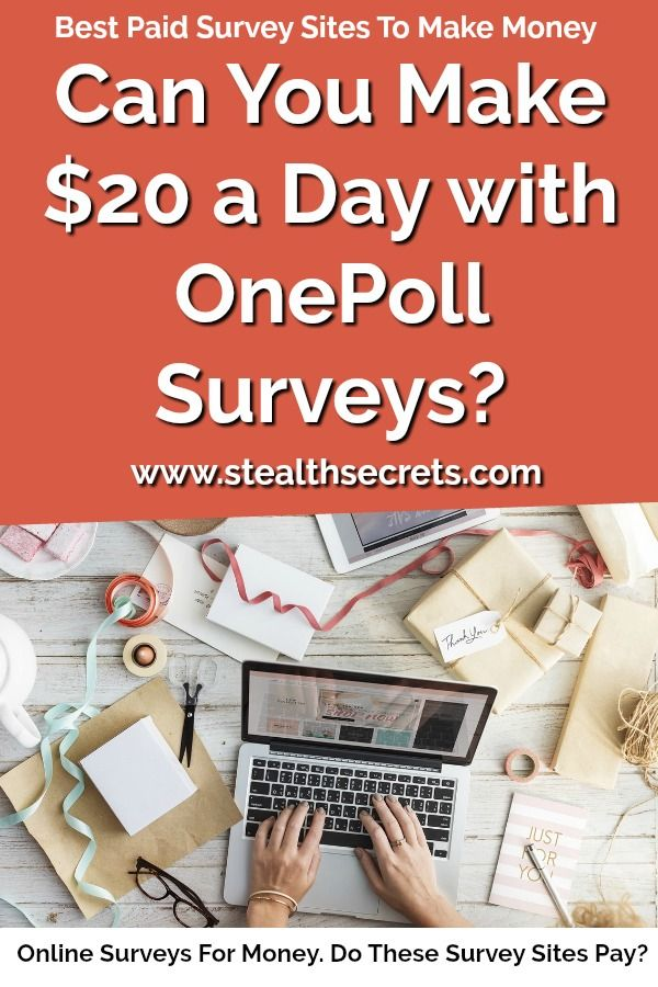 Is OnePoll Surveys one of the Best Paid Survey Sites To Make Money? We Review This Survey For Money Site – Make Money Online Passive Income | Internet Marketing For Beginners