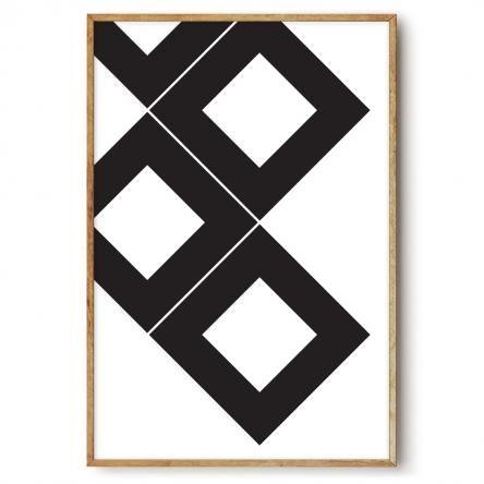 Black Diamond | Unframed Print