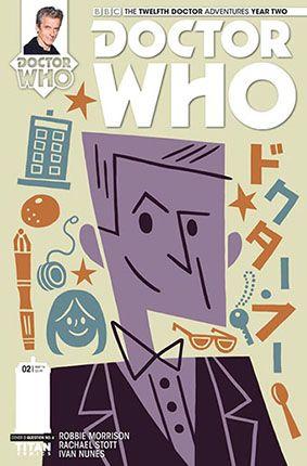 イギリスの国民的ドラマ「ドクター・フー」公式コミックスの表紙を描かせていただきました. 2016年2月より世界各地で順次発売予定です.My illustrations are on variant covers of the official Doctor Whocomics from Titan Comics.  FEB161761  DOCTOR WHO: NINTH DOCTOR #1Cover D QUESTION NO.6NOV151626 DOCTOR WHO: TENTH DOCTOR #2.6 Cover C QUESTION No.6NOV151631 DOCTOR WHO: ELEVENTH DOCTOR #2.6 Cover C QUESTION No.6NOV151635 DOCTOR WHO: TWELFTH DOCTOR #2.2 Cover D QUESTION No.6日本ではこちらの店舗と各オンラインショップで発売中ですハリウッド映画グッズ専門店 ダークサイド(名古屋) *実店舗にて発売中アメコミ専門店 BLISTER…