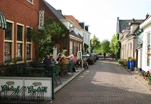 Pastoorstraat, Vesting, Naarden.