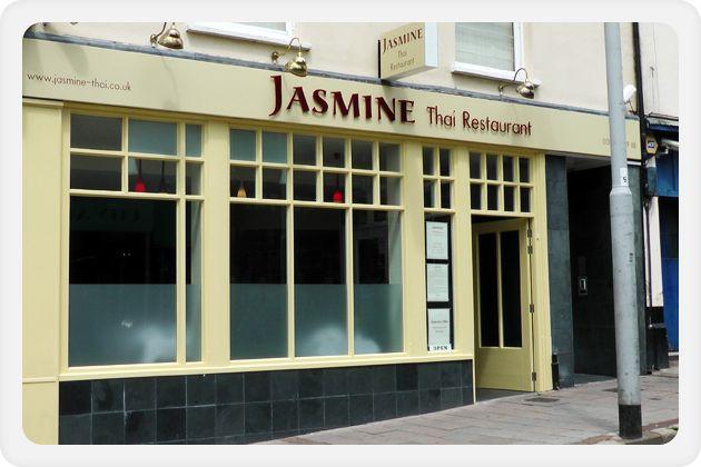 jasmine thai restaurant exeter - Google Search